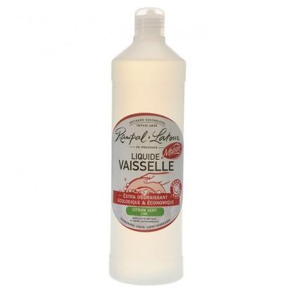 Detergent de vase Lime 1000ml Rampal Latour