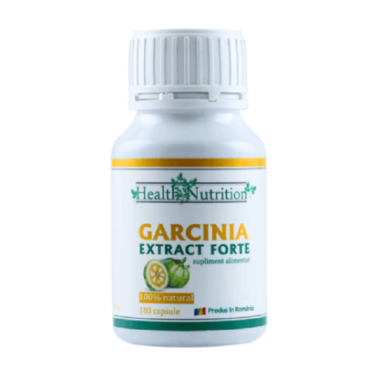 Garcinia Extract Forte 180 capsule Health Nutrition