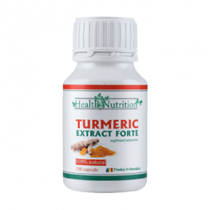 Turmeric extract forte 120 capsule Health Nutrition