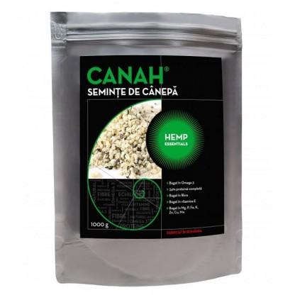 Seminte decorticate de canepa 1kg Canah