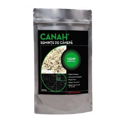 Seminte decorticate de canepa 300g Canah