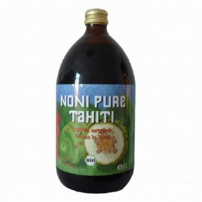 Suc de Noni Pure Tahiti BIO 1 litru Longevita