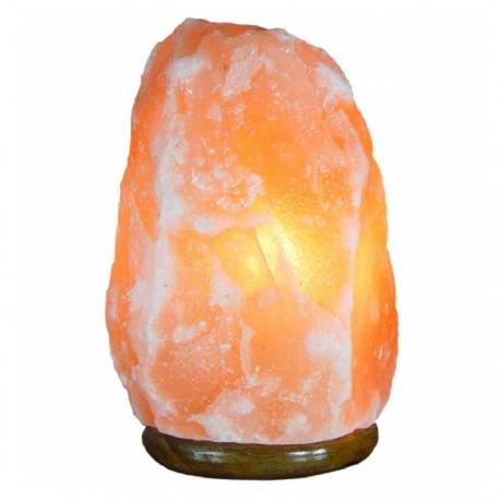 Lampa electrica din sare de Himalaya 10-12 Kg Monte Salt Crystal