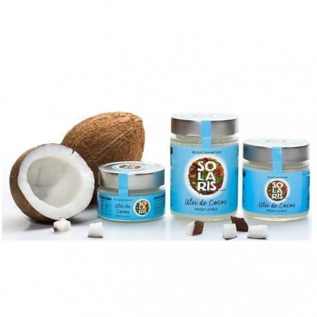 PACHET Ulei de cocos Solaris 540ml