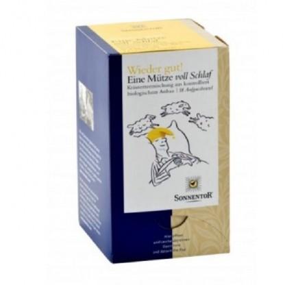Ceai ecologic Toate-s bune Vise placute 18 pliculete Sonnentor