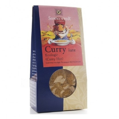 Curry iute ecologic 50g Sonnentor
