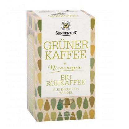 Cafea BIO Verde Raw Nicaragua 18 pliculete Sonnentor