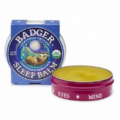 Balsam pentru un somn linistit Sleep Balm 56g Badger Organic