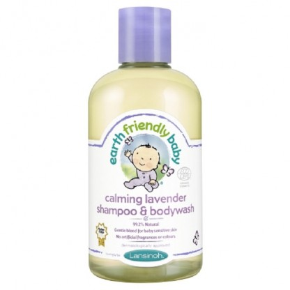 Sampon si gel dus BIO cu levantica 250ml Earth Friendly Baby