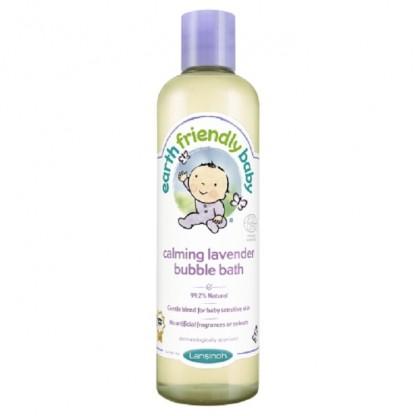 Spuma baie cu levantica BIO 300ml Earth Friendly Baby