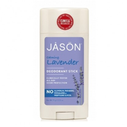 Deodorant natural stick cu levantica 75g Jason