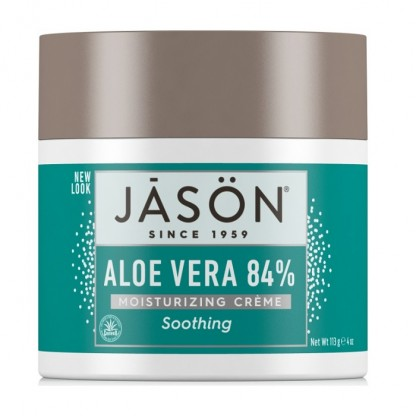Crema de fata restructuranta cu 84% aloe vera organica 113g Jason