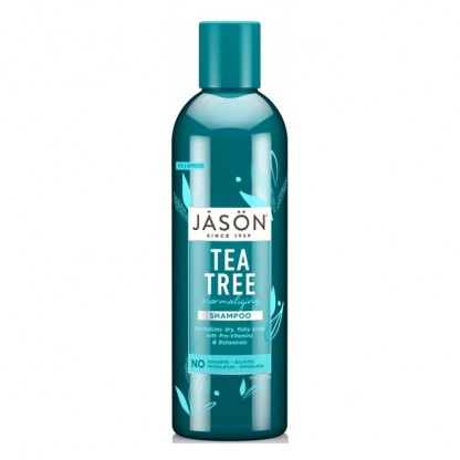 Sampon natural tratament scalp iritat 517ml Jason