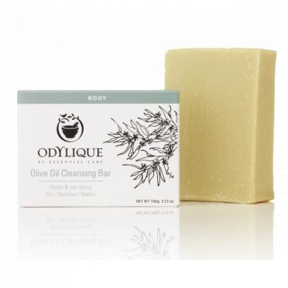 Sapun hidratant cu ulei de masline pt piele sensibila 100g Odylique