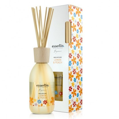 Parfum de camera natural Lamaie si Piersica 250ml Essentiq