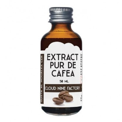 Extract pur de cafea 50ml Cloud Nine Factory
