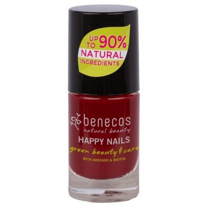 Lac de unghii Cherry Red 5 ml Benecos
