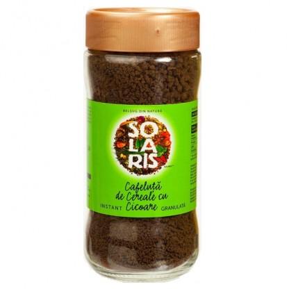 Cafeluta de cereale si cicoare (instant, granulata) 100g Solaris