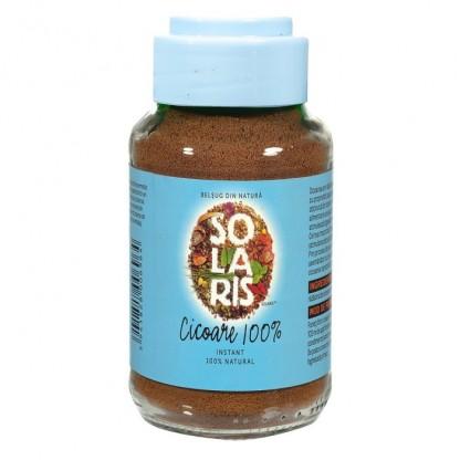 Cicoare 100% instant (borcan) 100g Solaris