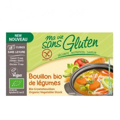 Concentrat supa legume, fara gluten 72g Ma vie sans Gluten