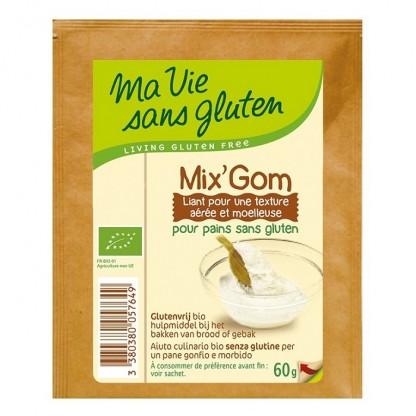 Mix Gom, afanator BIO fara gluten 60g Ma vie sans Gluten