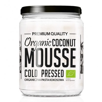 Cocos mousse BIO 500ml Diet Food