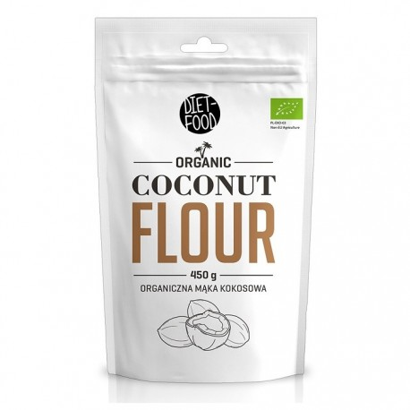 Faina de cocos BIO 450g Diet Food
