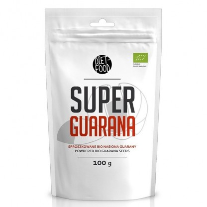 Guarana pulbere BIO 100g Diet Food