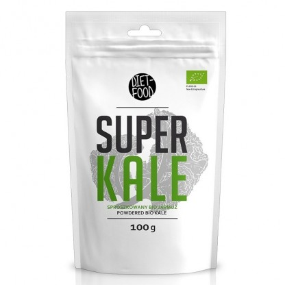 Kale pulbere BIO 100g Diet Food