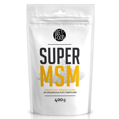 MSM pulbere 400g Diet Food