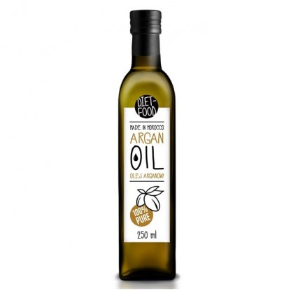 Ulei de argan BIO alimentar 250ml Diet Food
