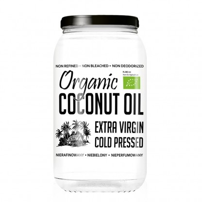 Ulei de cocos extravirgin BIO 1000ml Diet Food