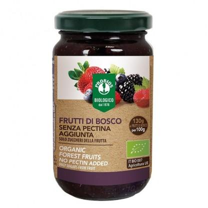 Gem fructe de padure BIO fara zahar, fara pectina 220g Probios