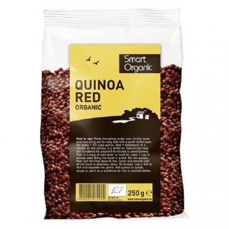 Quinoa rosie BIO 250g Smart Organic