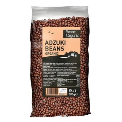 Fasole Azuki BIO 500g Smart Organic