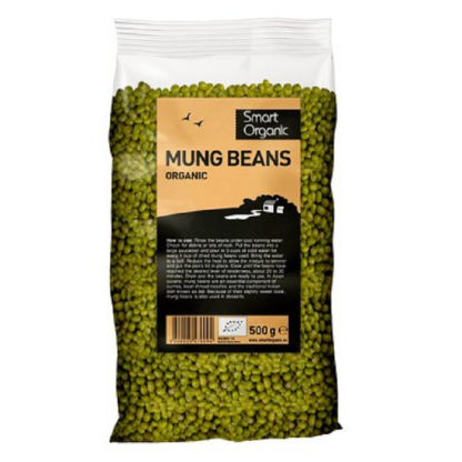 Fasole Mung BIO 500g Dragon Superfood