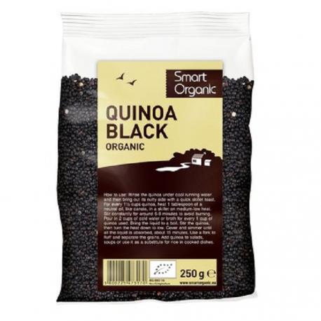 Quinoa neagra BIO 250g Smart Organic