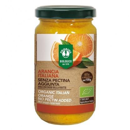 Gem de portocale fara zahar, fara pectina 220g Probios