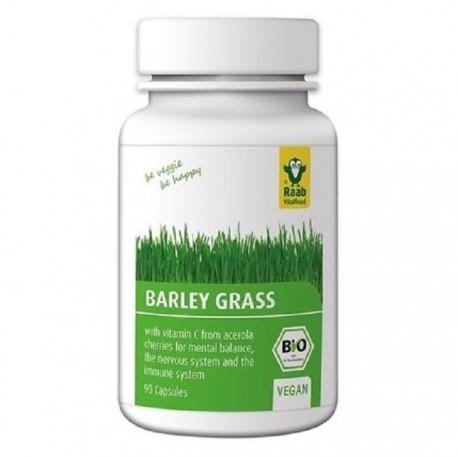 Orz verde bio 300mg, 90 capsule vegane RAAB