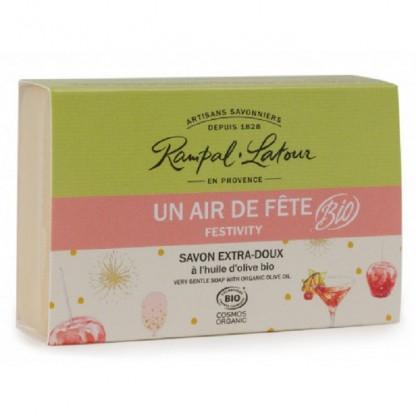 Sapun BIO Un Air De Fete (Festivity) 100g Rampal Latour