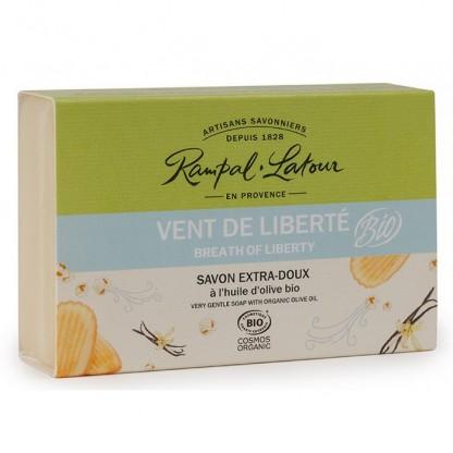 Sapun BIO Vent de Liberte 100g Rampal Latour