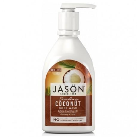 Gel de dus hidratant cu ulei de cocos 887ml Jason