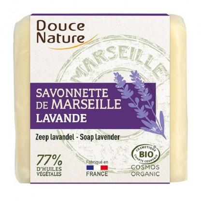 Sapun BIO de Marsilia cu lavanda 100g Douce Nature