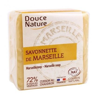Sapun de Marsilia alb 100g Douce Nature
