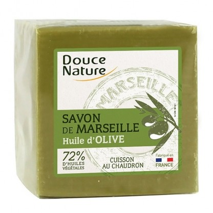 Sapun de Marsilia verde 300g Douce Nature