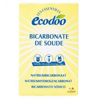 Bicarbonat de sodiu pentru menaj 500g Ecodoo