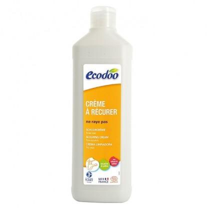 Crema abraziva cu bicarbonat 500ml Ecodoo