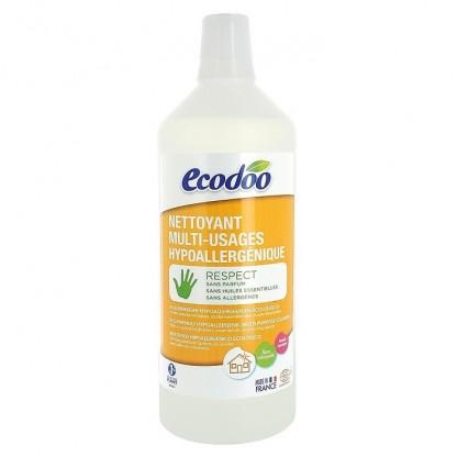 Detergent multi-suprafete hipoalergenic 1L Ecodoo