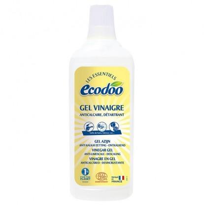 Gel de curatare detartrant cu otet 750ml Ecodoo
