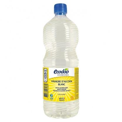 Otet din alcool alb pentru menaj 1L Ecodoo